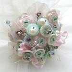 Mini Sweetie Button Bouquet